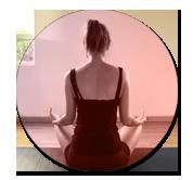 image Cours individuel du professeur de yoga